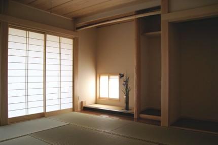 大きな桜のある家(アイキャス)_和室