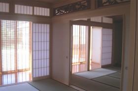 炭よい日本の家_和室