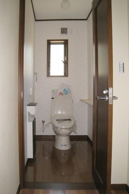 お家まるごとリフォーム_トイレ