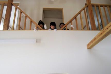 ココロにゆとりが生まれる家_階段