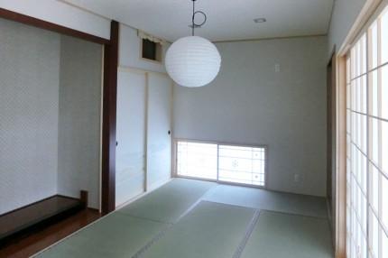 サンキューファミリーの家_和室