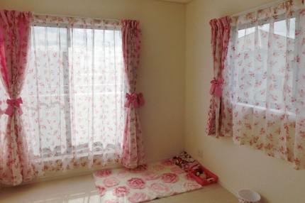 サンキューファミリーの家_子供部屋(女の子)