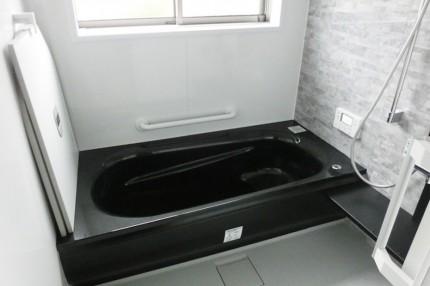 20代夫婦のドリームハウス_浴室
