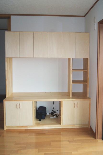 高松の杜_テレビボード