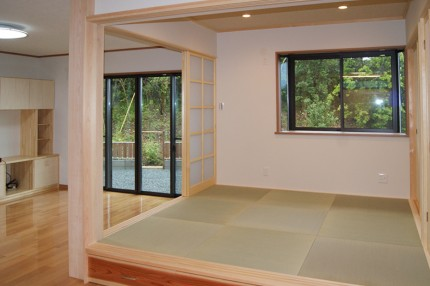 高松の杜_畳の部屋