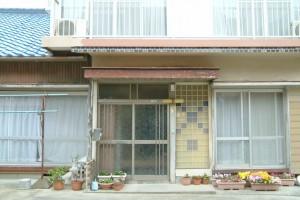 耐震補強の家_ビフォー
