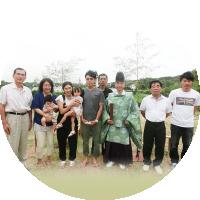4人家族で心地よく暮らす家