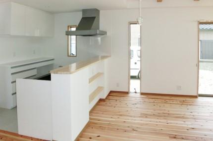 ず~っと暮らす住みやすい心地の良い家_キッチン