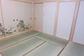木心地の良い家_和室