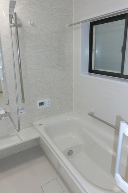 木心地の良い家_浴室