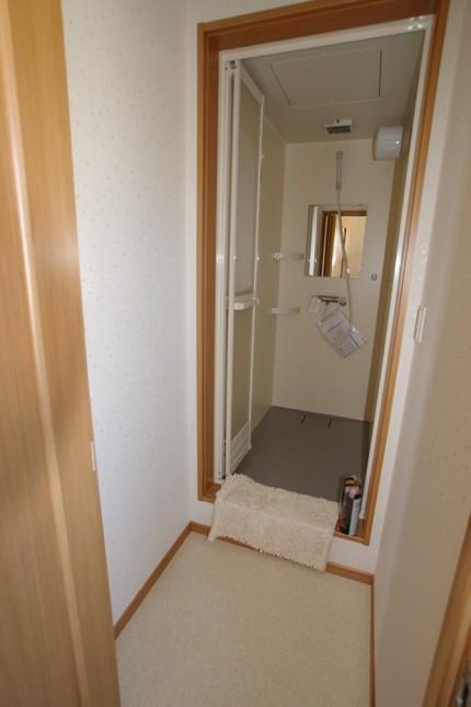 和風が好きな家族の家_浴室