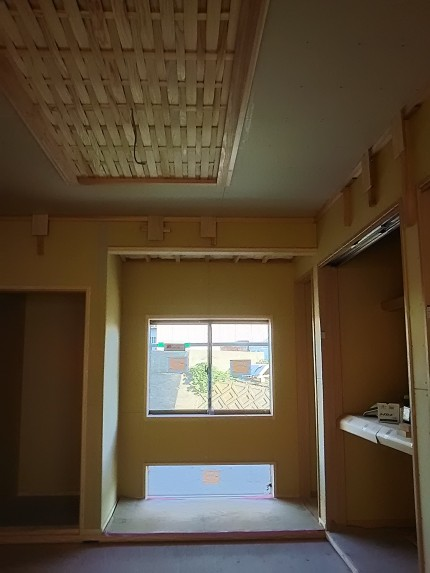 M様邸 和室天井