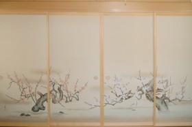 無垢材をふんだんに使った家_和室