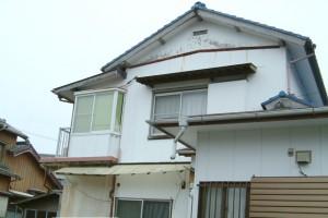 耐震補強の家_外観